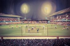 West Ham Upton Park 20'' x 30'' approx poster print
